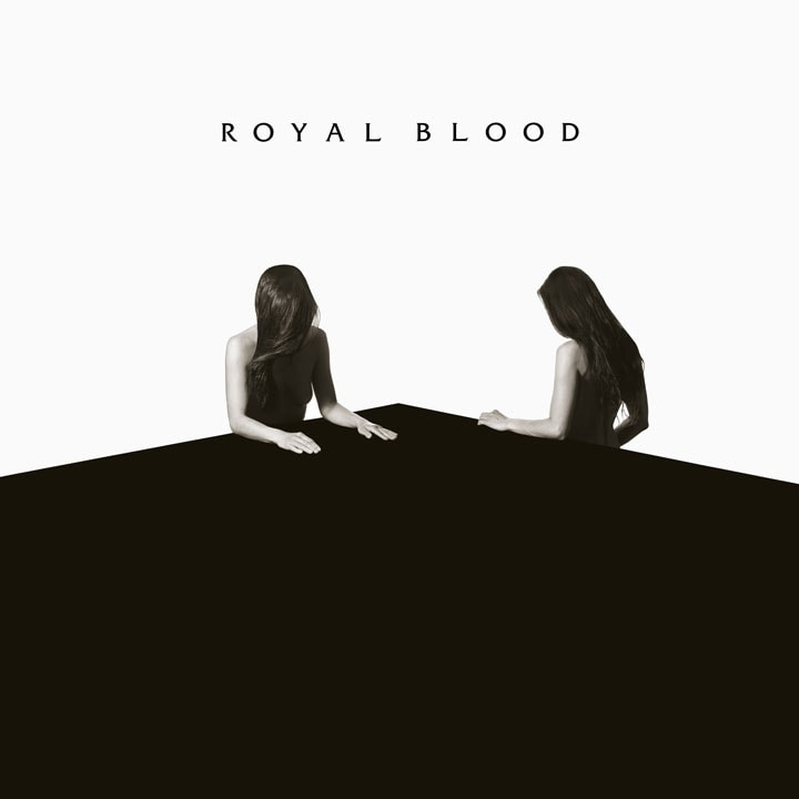 Royal Blood How Did We Get So Dark album cover