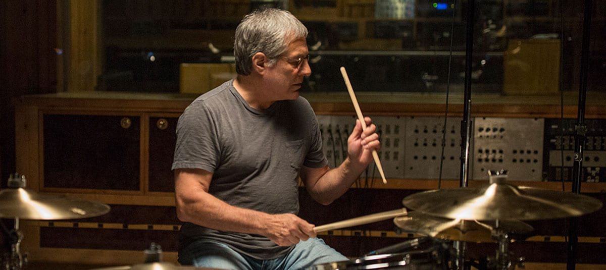 Sound Bites: Max Weinberg's Part in