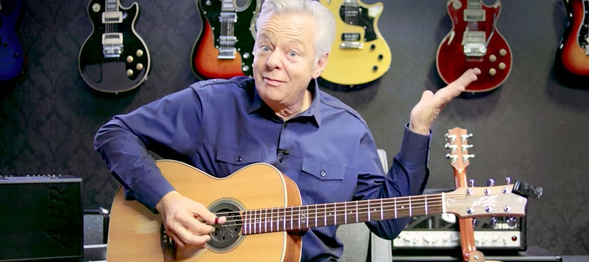 Here's How: Tommy Emmanuel and
