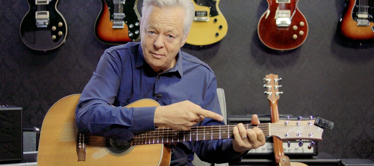 Here's How: Tommy Emmanuel's The Man With the Green Thumb
