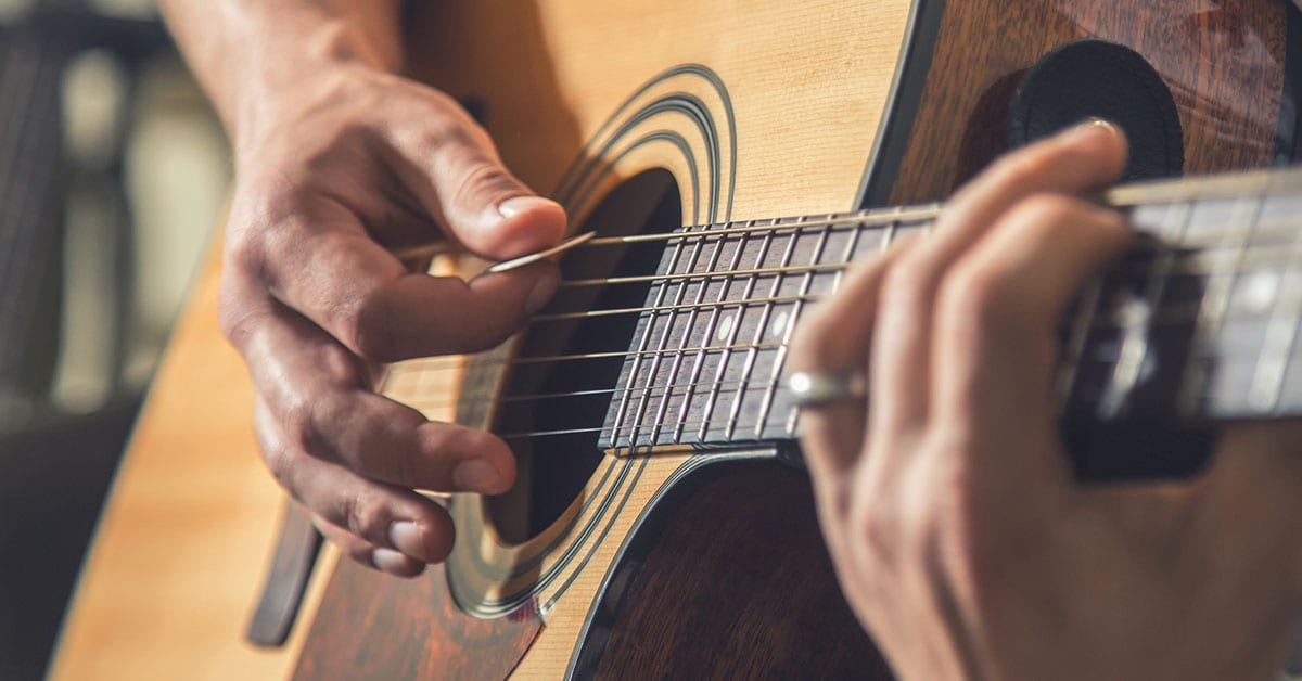 Top 5 Most Popular Acoustic Guitars