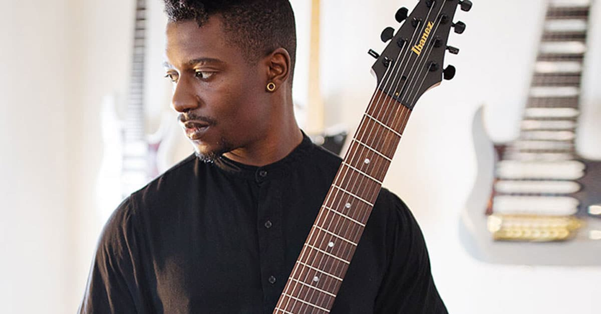 Tone, Range and More with Tosin Abasi