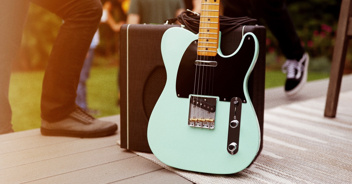 The Fender Vintera Electric Guitar and B Series and Its ... on