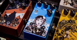 NAMM 2019 Highlights: Effects Pedals