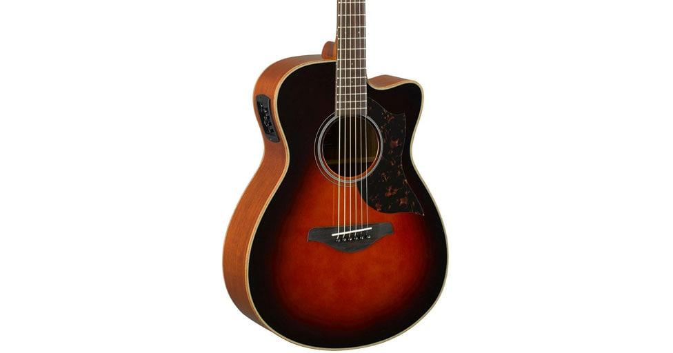 Yamaha A Series Acoustic Guitars Gc Riffs