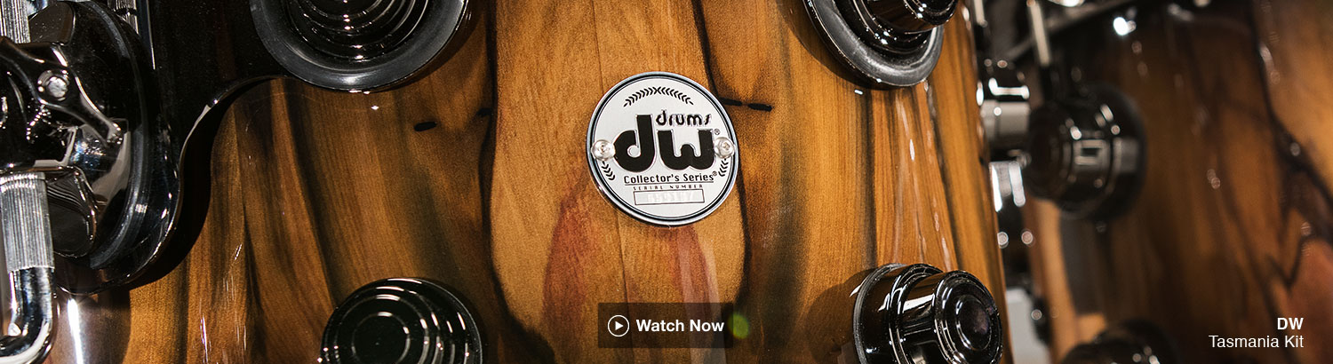 DW Drums Collector's Series
