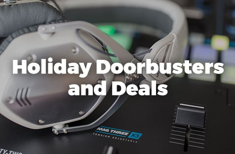 Holiday doorbusters and deals