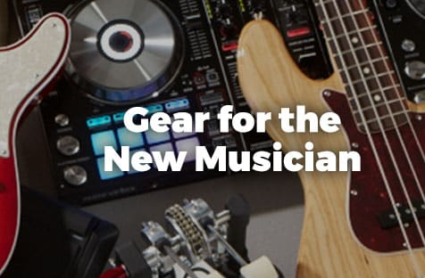 Gear for the new musician