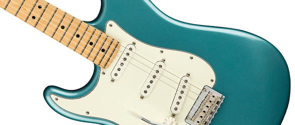 Fender Left Handed Guitar