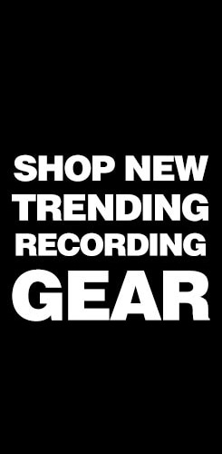 Shop New Trending Recording Gear