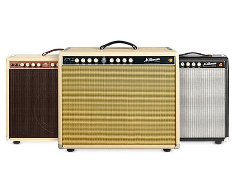 Milkman Sound amps are now available