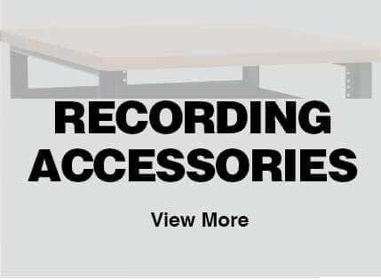Recording Accessories. View More