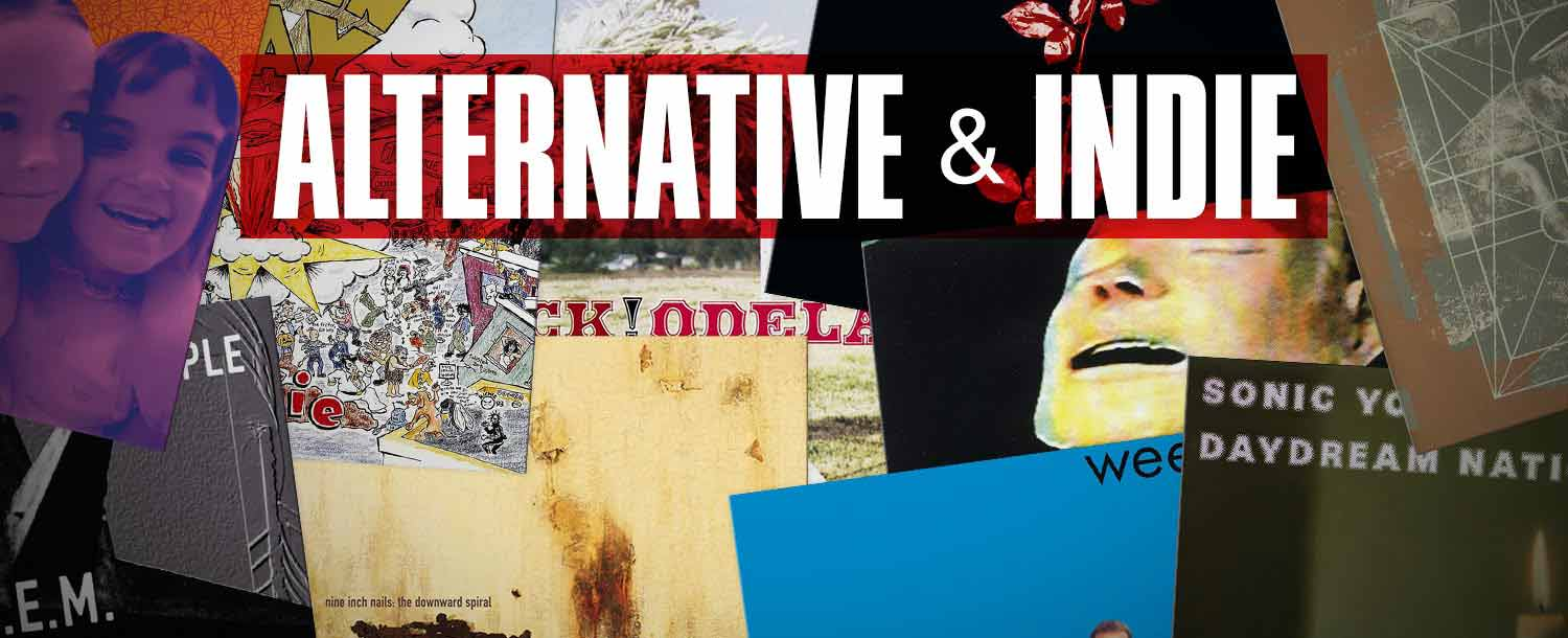 Alternative and Indie