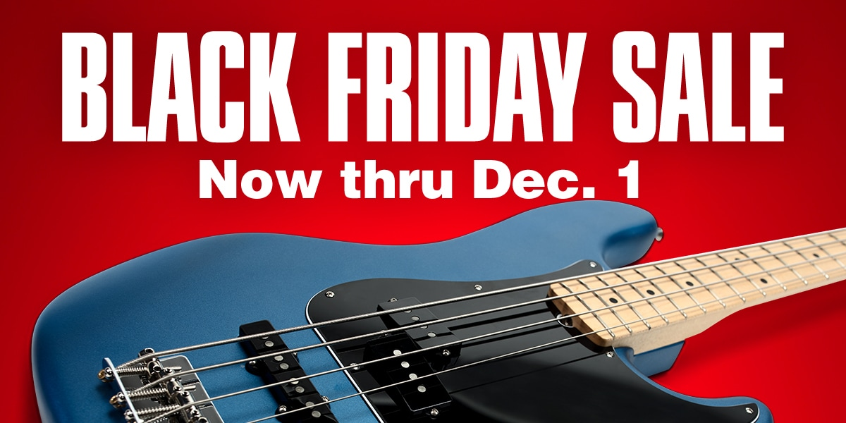 Black Friday Sale - Now thru December 1