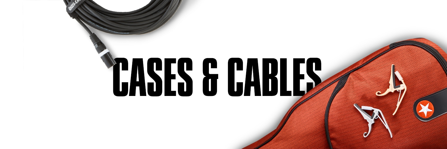 Cases and Cables.