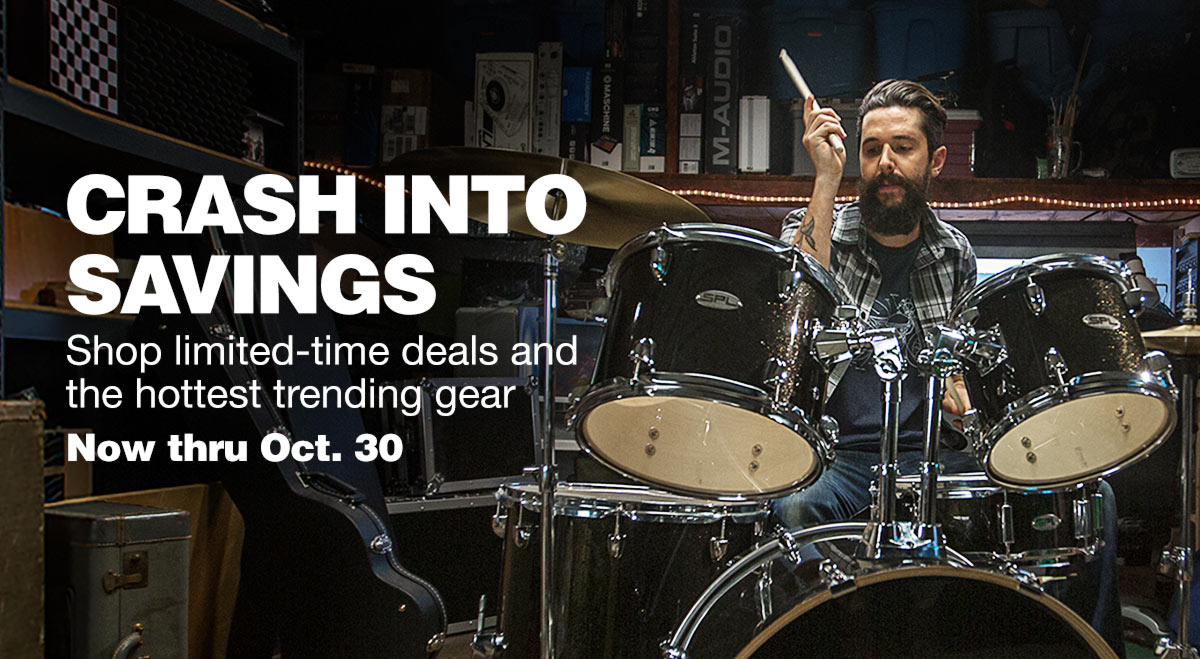 Crash into savings. Shop limited-time deals and the hottest trending gear. Now thru October 30