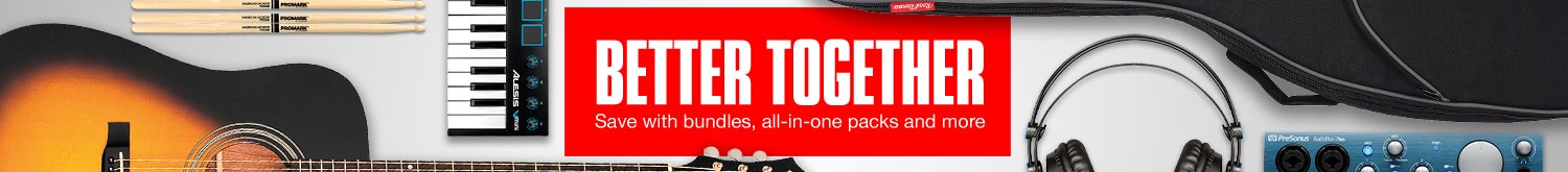 Better together, save with bundles, all-in-one packs and more.