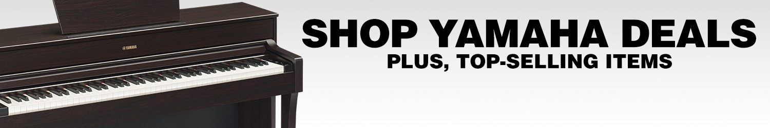 Shop Yamaha deals. Plus, top-selling items