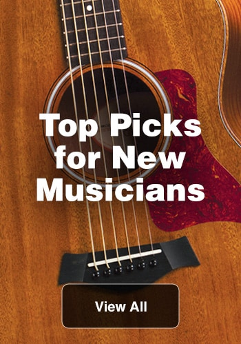 Top picks for new musicians
