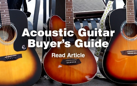 acoustic guitar buying guide, read article