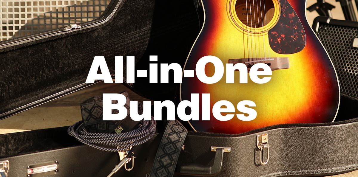All in one bundles.