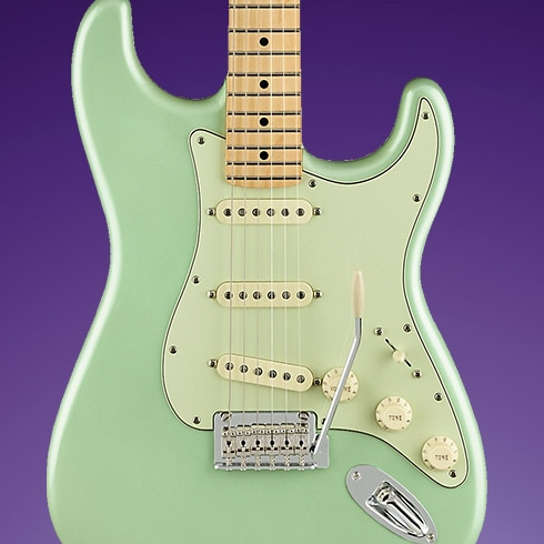 Fender Player Stratocaster Maple Fingerboard Limited-Edition