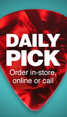 Daily Pick, Order in-store, online or call.