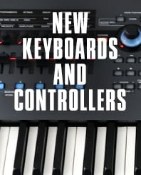 New Keyboards and Controllers
