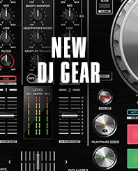 New DJ Gear