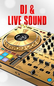 DJ and Live Sound