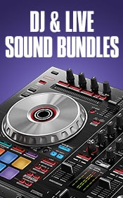 DJ and Live Sound Bundles