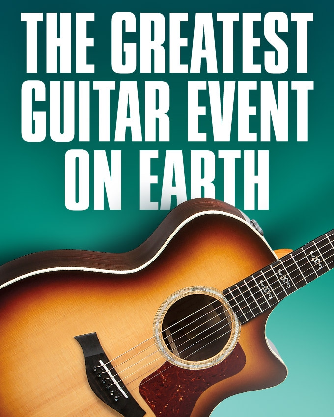 The Greatest Guitar Event on Earth.