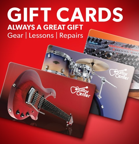 Gift cards. Always a great gift. Gear, lessons, repairs.