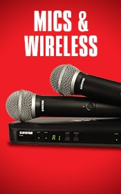 Mics and Wireless