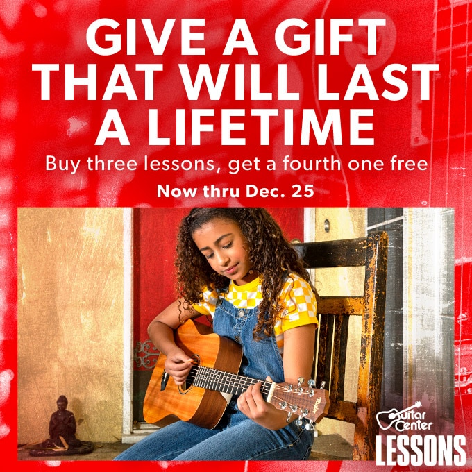 Give a gift that will last a lifetime. Buy three lessons, get a forth one free. Not thru December 25.