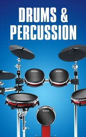 Drums and Percussion