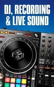 DJ, Recording and Live Sound