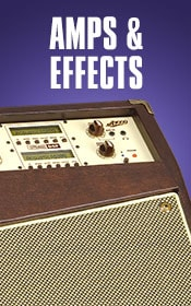 Amps and Effects