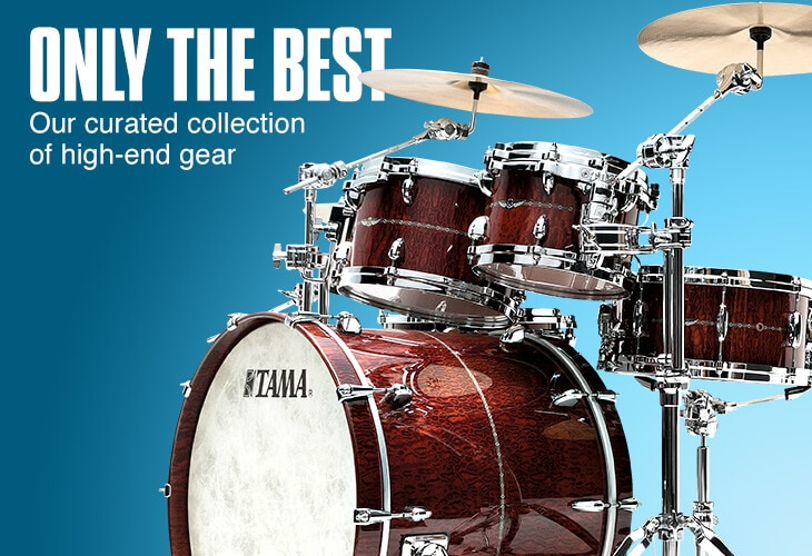 Only the best. Our curated collection of high end gear.