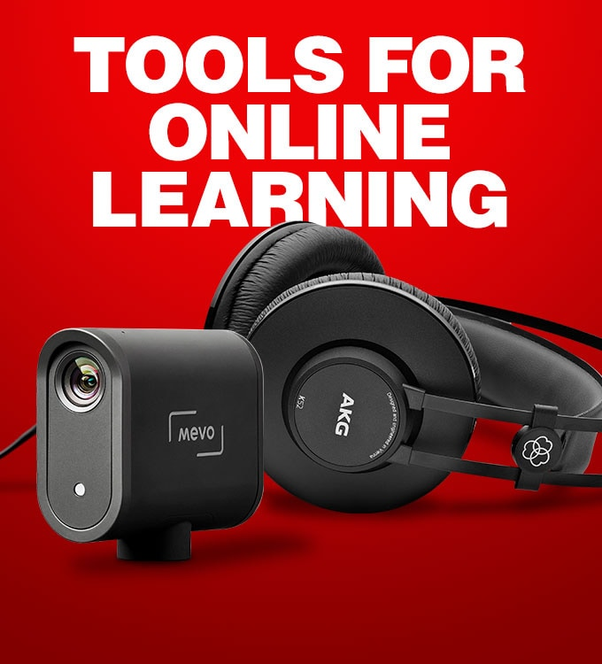 Tools for online learning.