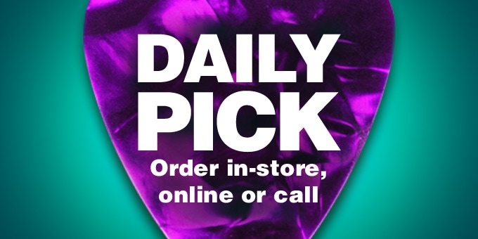 Daily Pick. Order in-store, online or call.