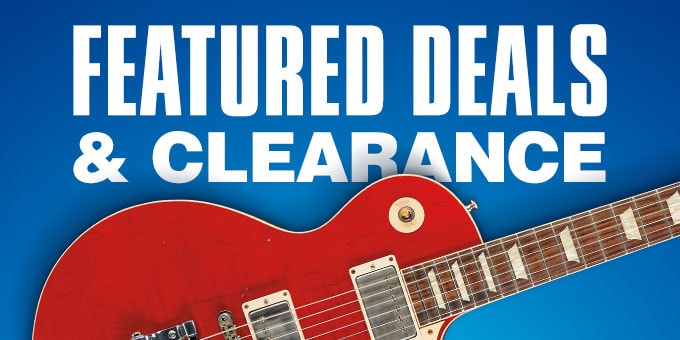 Featured Deals and clearance