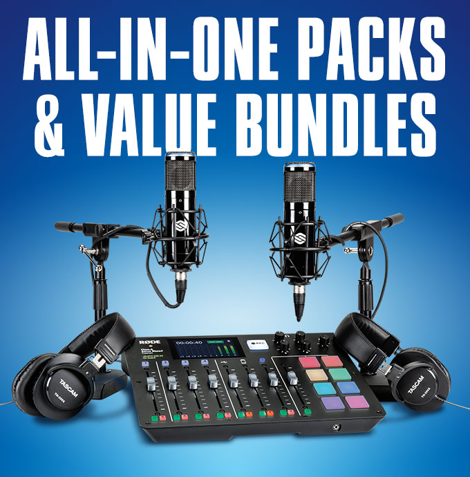 All-in-one packs and value bundles