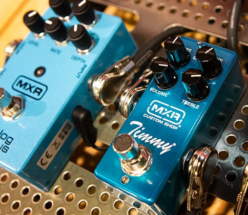 How to Shop for Guitar Pedals.