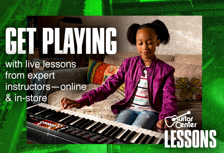 Get Playing with live sessons from expert instructors-online and in-store. Guitar Center Lessons.