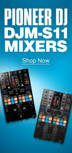 Pioneer DJ DJM-S11 Mixers. Shop Now.