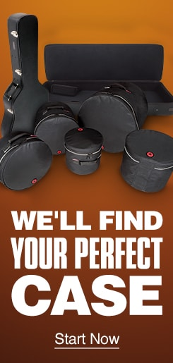 We'll Find Your Perfect Case. Start Now.