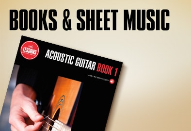 Books and Sheet Music