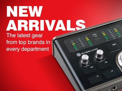 New Arrivals. The largest gear from top brands in every department