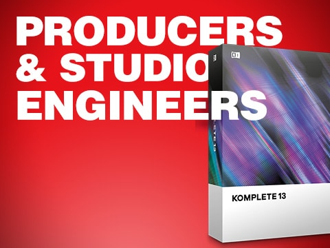 Producers and studio engineers
